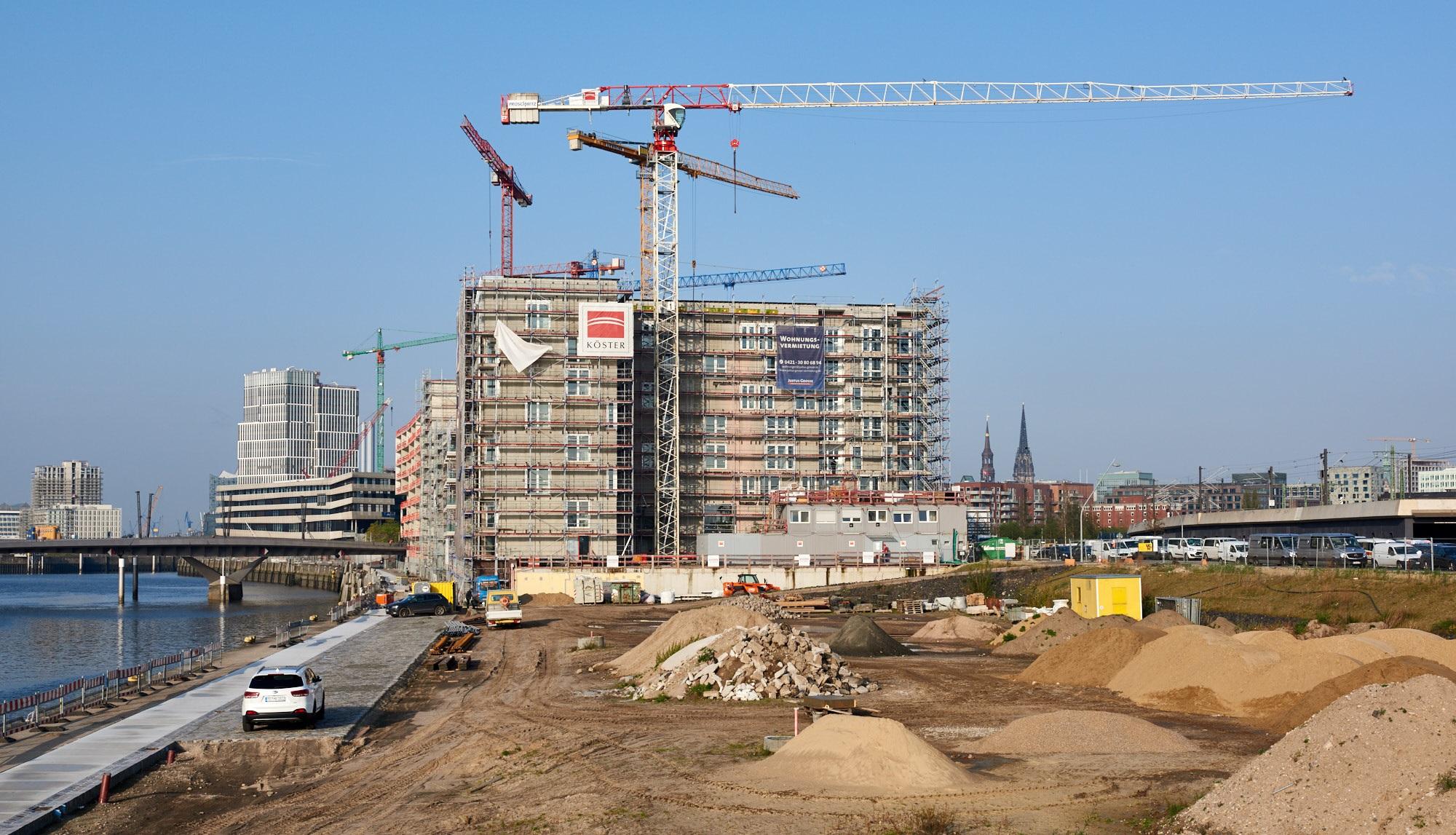 BV Panorama Hamburg Hafen City