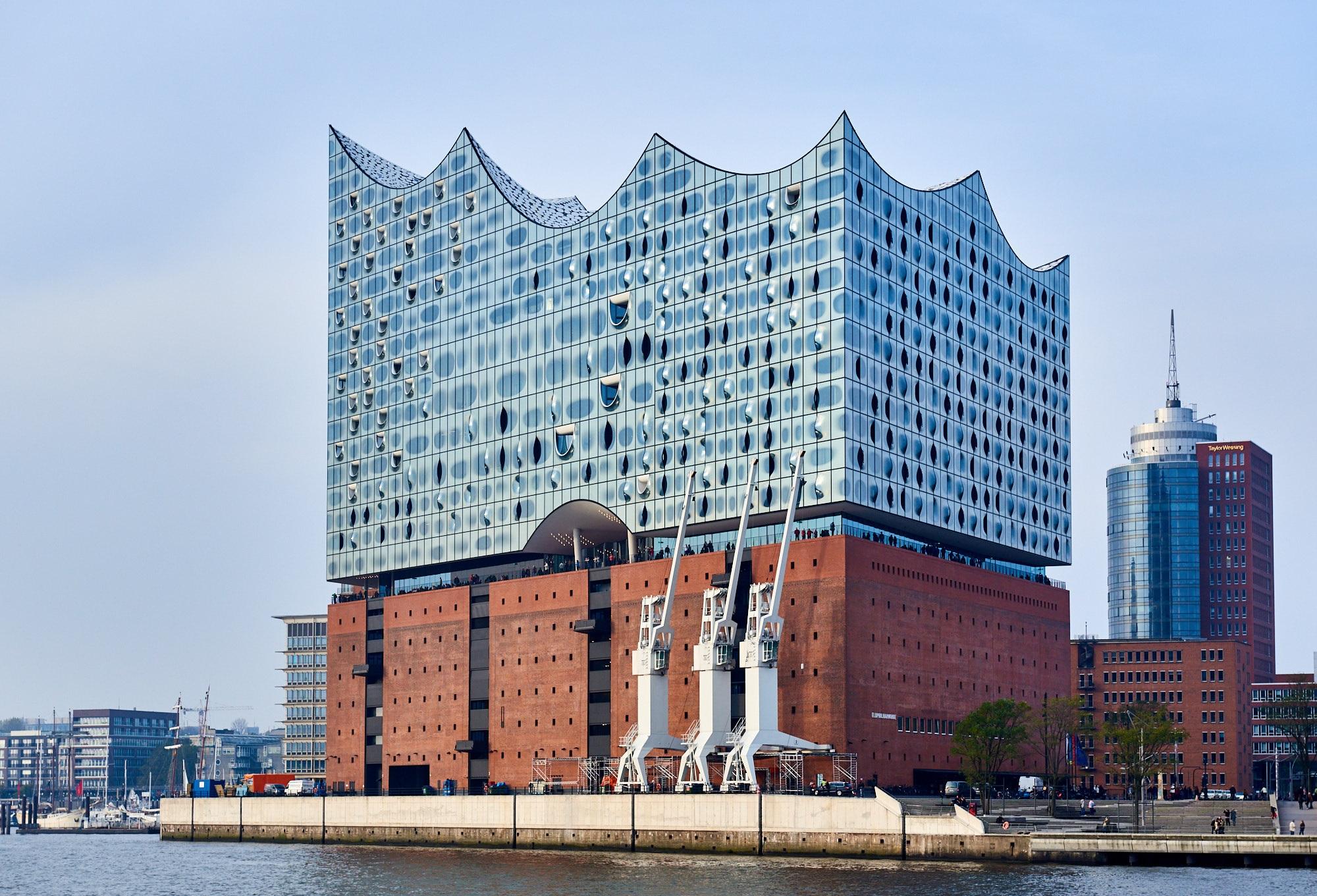 Elbphillharmonie Hamburg
