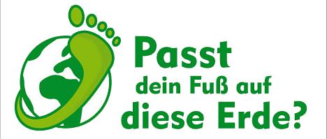 Logo Passt dein Fuß